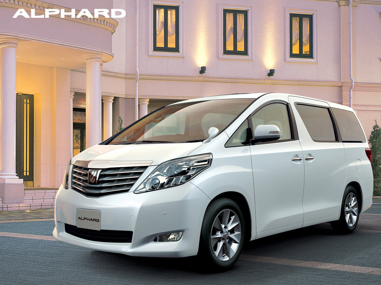 Toyota Alphard Auto Manual Cars