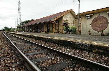 Tanjung Malim railway station