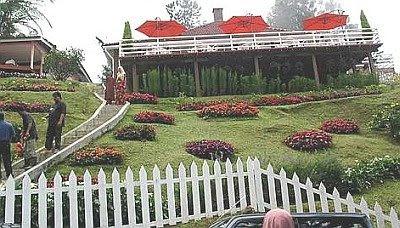 Bukit Larut, Perak