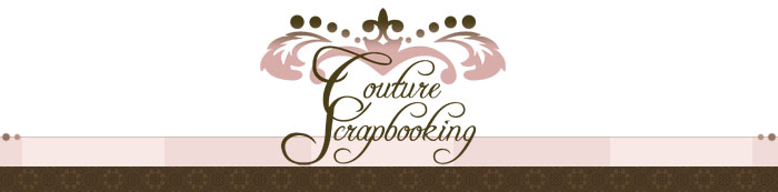 Couture Scrapbooking