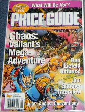 all things valiant mags comic buyers guide price guide 28 rh allthingsvaliant blogspot com Vintage Comic Book Price Guide Superman Comic Price Guide