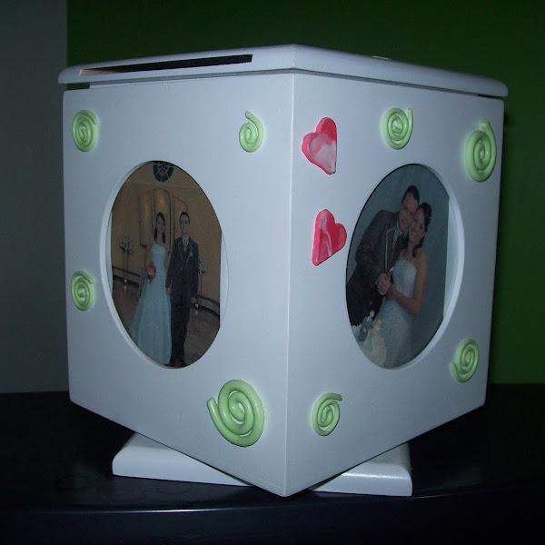 Porta Retrado de Cubo