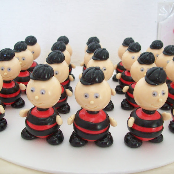 Lembrancinha de Aniversário do Flamengo
