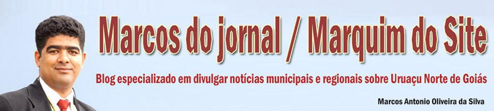 Marcos do Jornal / Marquim do Site