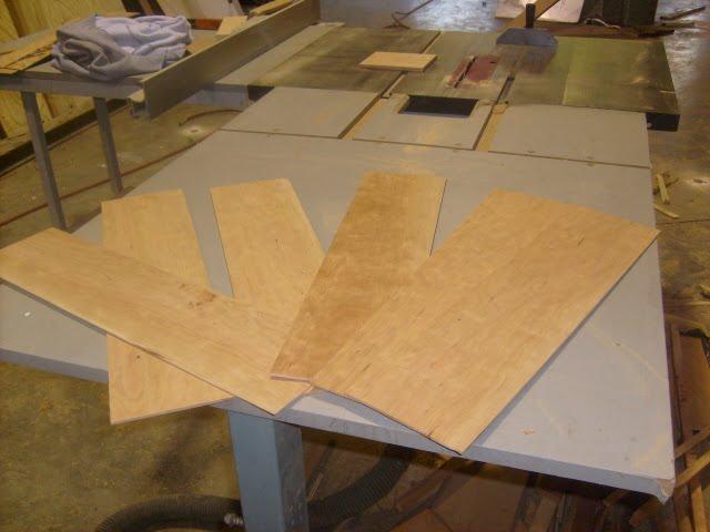Boat building wood bending machine