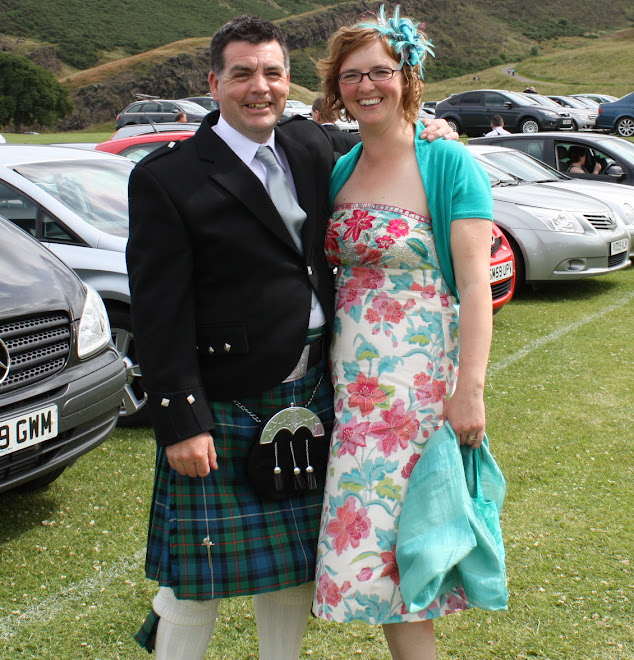 Holyrood Royal Garden Party July 2010