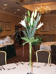 Tall Lilly Vase