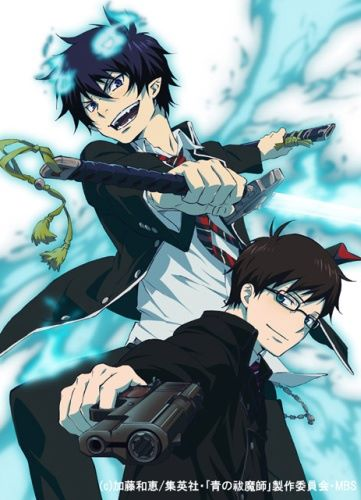 phim Ao No Exorcist - Blue Exorcist