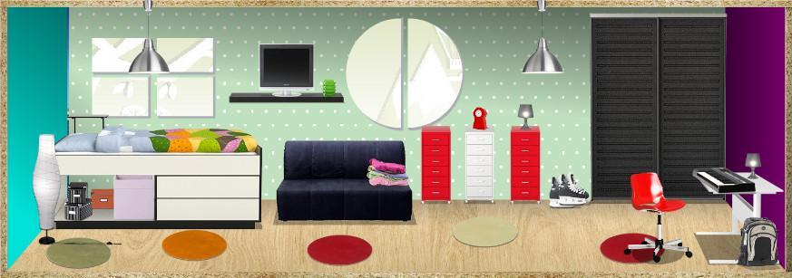 Bedroom maker for Bedroom generator