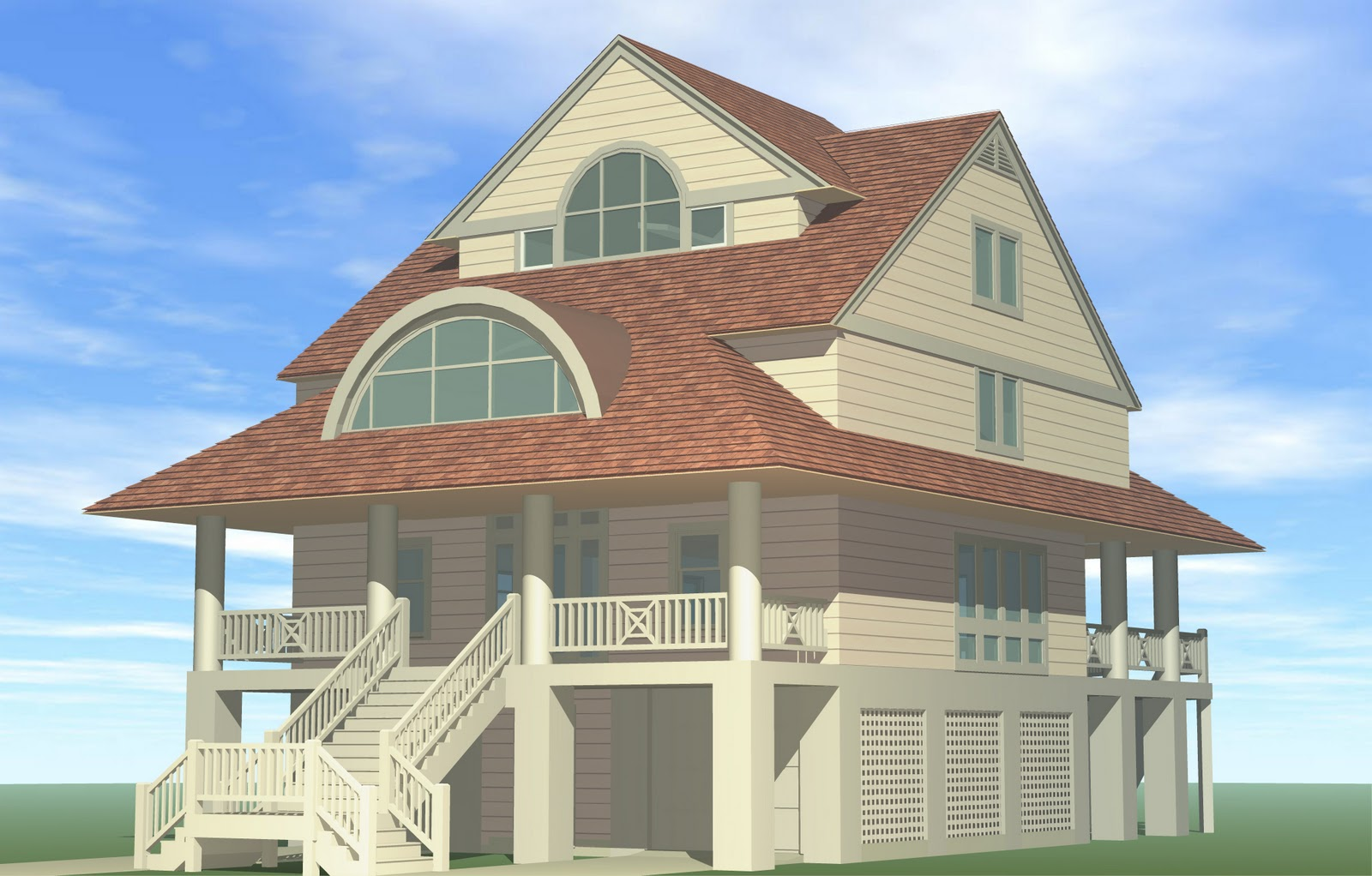 southern cottages house plans winds cottage