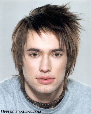 Men's hairstyles 2008-2009. Choosing Cool Men Hairstyles