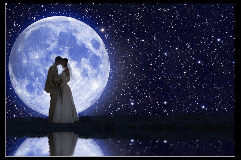 лунный козерог влюбленный
