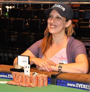 Vanessa Poker Texas Holdem WSOP
