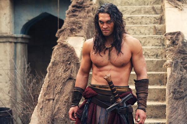 Conan el Bárbaro, con Jason Momoa