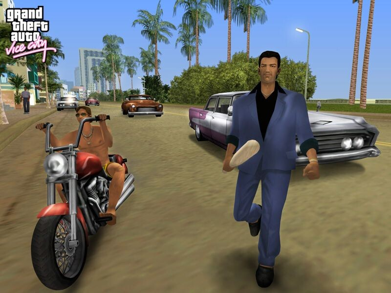 Gta Vice City [ En 1 Link] Full En Espaol (COMPLETO)
