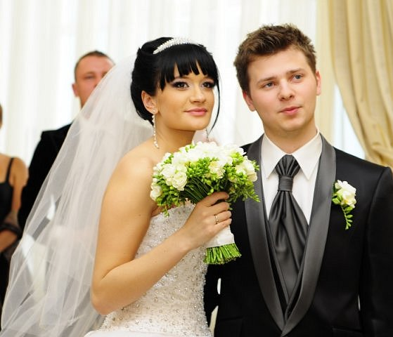 Фото Дом 2 Свадьба Елена Бушина и Дмитрий Железняк