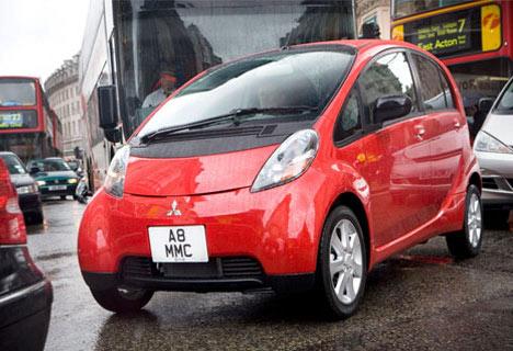 Mitsubishi Motors To Use Toshiba Battery In Ev Electric Vehicle News