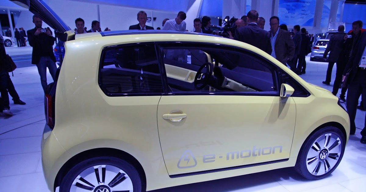 Volkswagen Turns Attention From Diesel To Electric