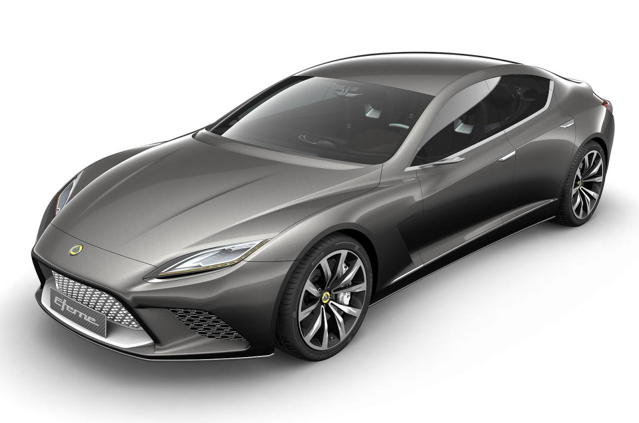 2015 lotus eterne awd hybrid sedan concept | electric vehicle news