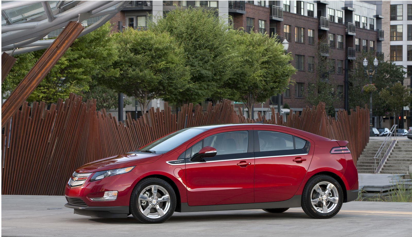 General motors officially launch the 2011 chevrolet volt electric vehicle news