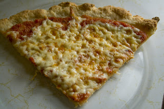 how to make gluten free pizza dough without xanthan gum