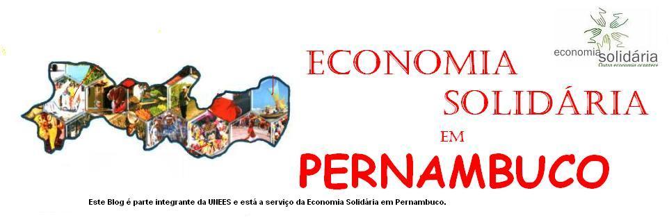 Economia Solidária em Pernambuco