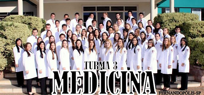 Turma III - Medicina Fernandópolis - Blog Oficial