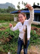 Fishing hobby!