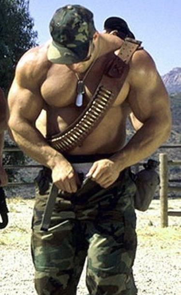 image Extremely buff gay guy gets blowjob xxx