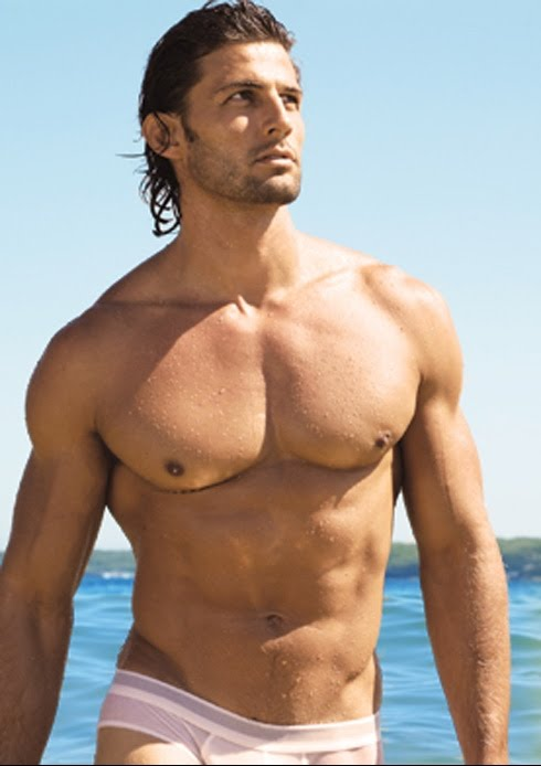 how to get a hot body male