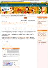 Nosso blog é indicado pelo Minc!