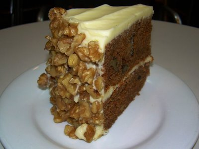 What S For Dinner Carrot And Walnut Cake