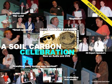 LINK TO SLIDES FROM 2008 CARBON FARMING CONFERENCE