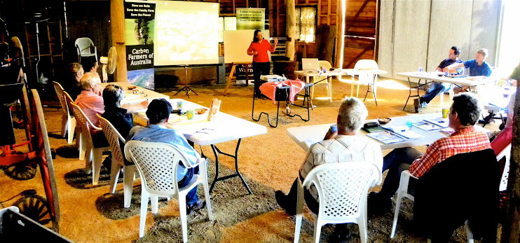 1-Day Carbon Farming & Trading Workshop
