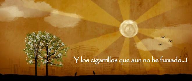 Y los cigarrillos que aun no he fumado...
