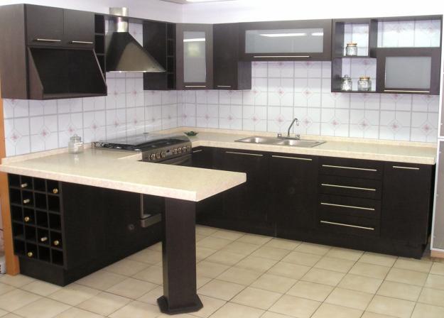 Cocinas integrales cocinas integrales modernas modelos for Cocinas en l modernas