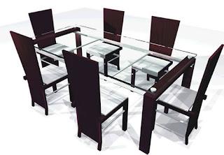 Cocinas integrales cocinas integrales modernas modelos for Comedores minimalistas 6 sillas