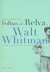 FOLHAS DE RELVA (Walt Whitman)