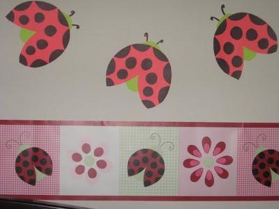 Baby Room Murals on Cherishing Spaces  Baby Nursery Room