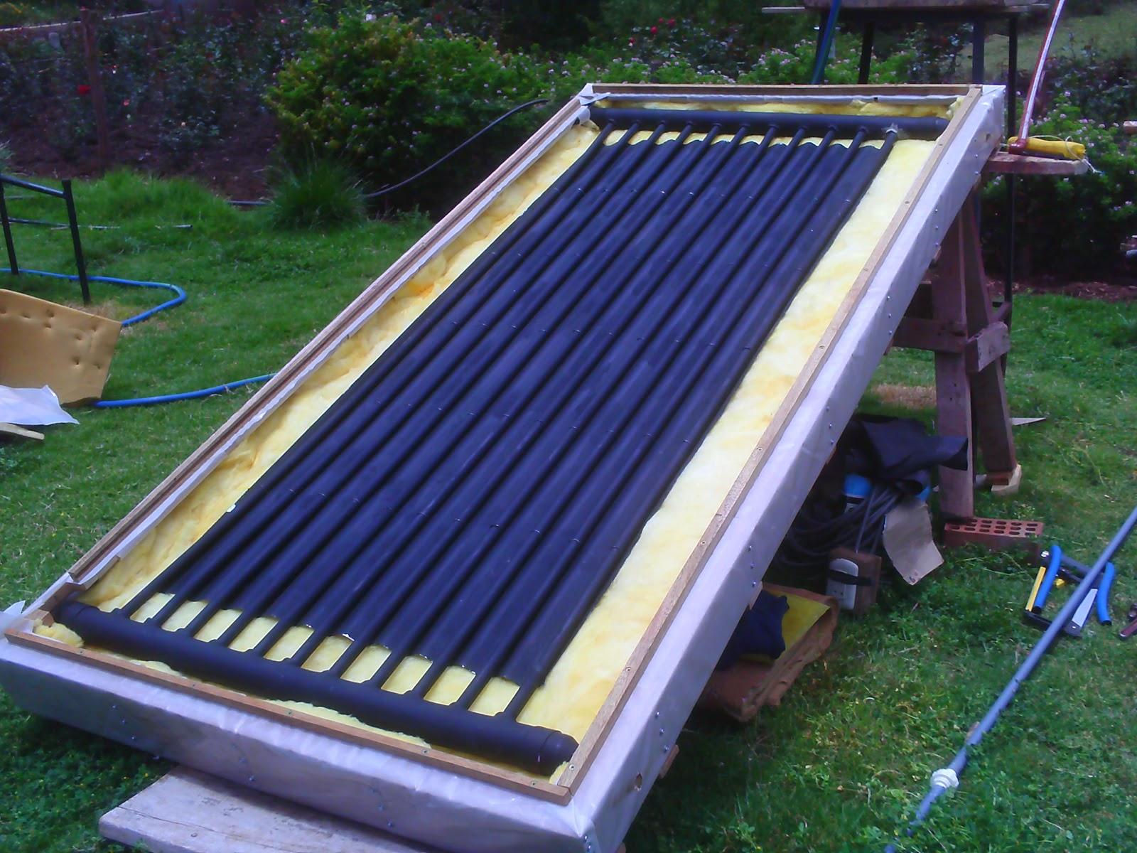 Realidad energ tica renovable con tecnolog as l mpias - Aislante termico casero ...