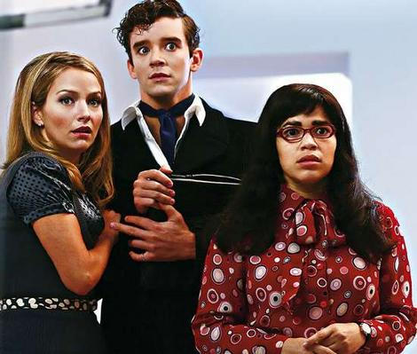 Ugly Betty. Ugly Betty Season 1 DVD Box