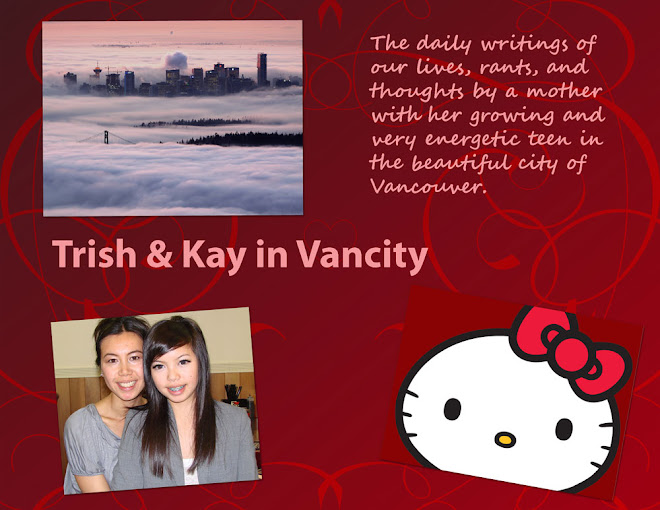Trish and Kay - Life in Vancity