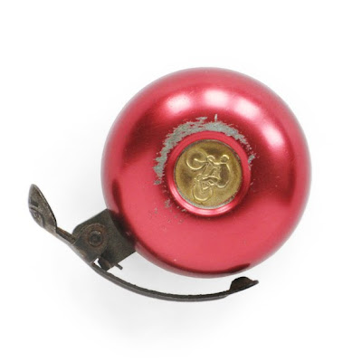 Adie and Sons anodized alloy ping bell Birmingham