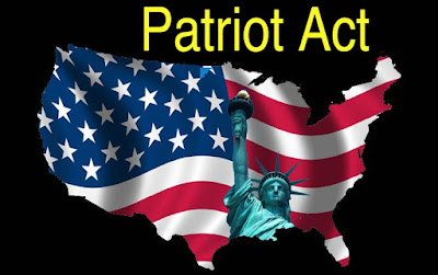 a research on the united states of america patriot act of 2001 The usa patriot act was passed by congress as a response to the terrorist attacks of september 11, 2001 the act allows federal  acts in the united states.