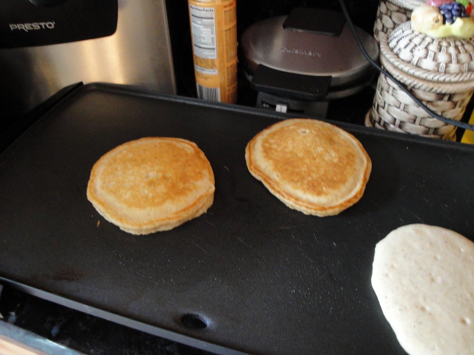 Squirrels-n-Sweets: Chai Pancakes Please!