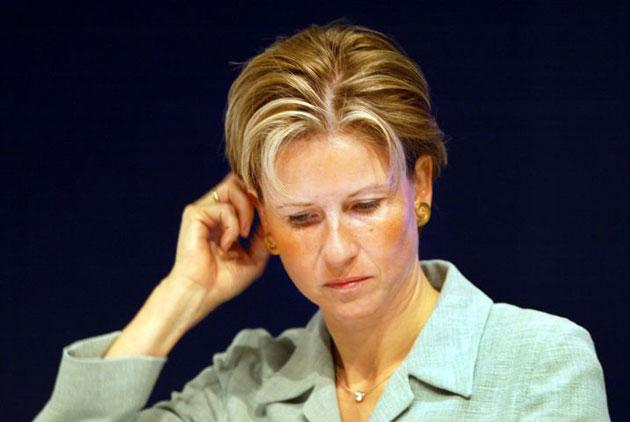 Klatten  nackt Susanne Susanne Klatten
