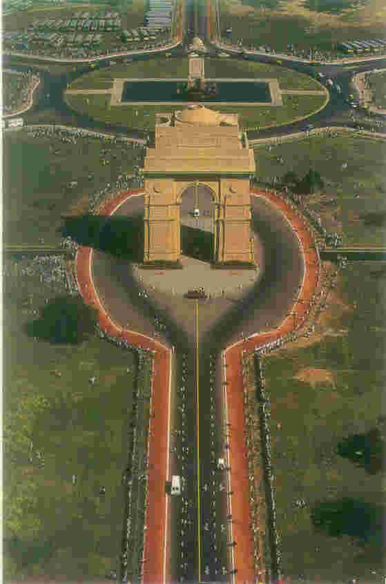 Travel Info India Gate Delhi