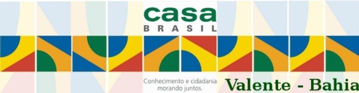 Casa Brasil                         Valente - BA
