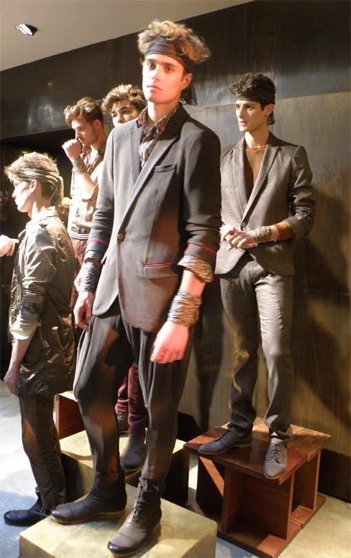 Nob: Hot Spots! Nob @ Milan Fashion Week S/S 2011