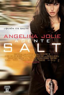 Agente Salt Poster